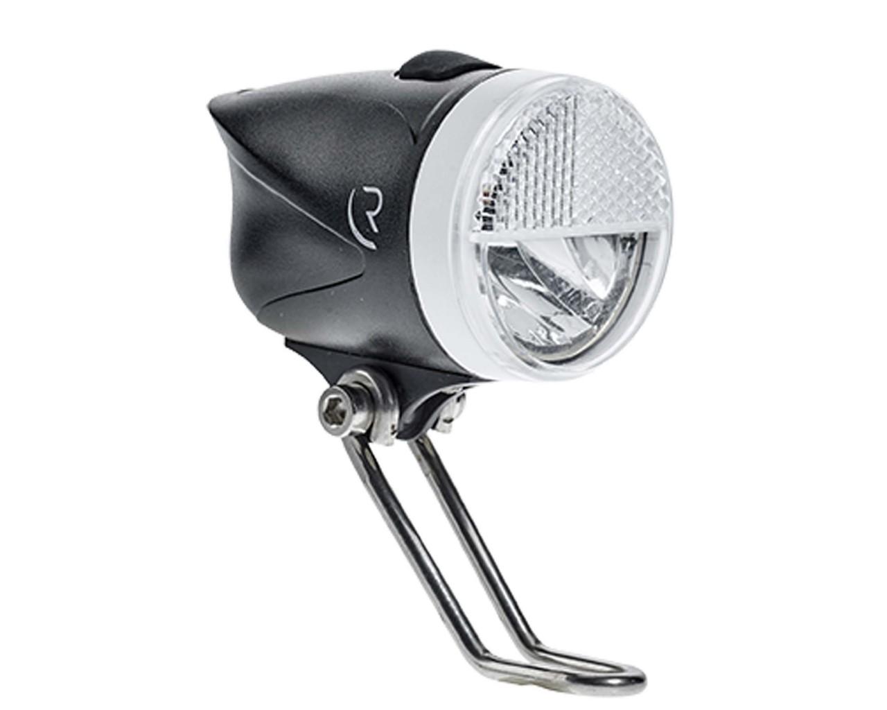 Cube RFR Frontscheinwerfer Front Light USB TOUR 40 mit StVZO Zulassung   black n white