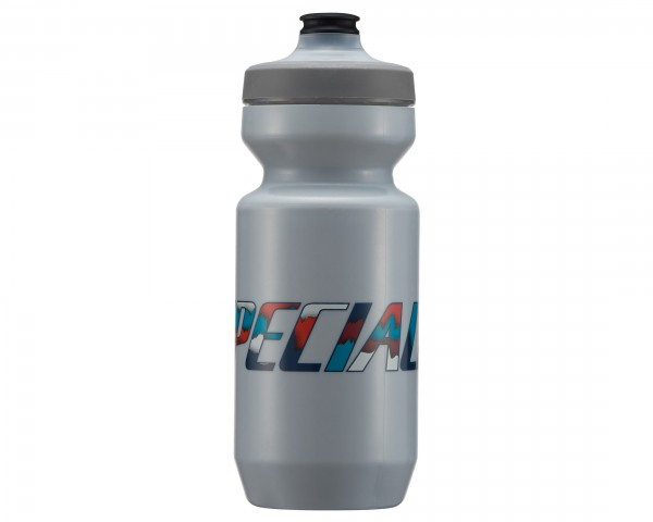 Specialized Purist Watergate Bottle 650 ml | ash papercut