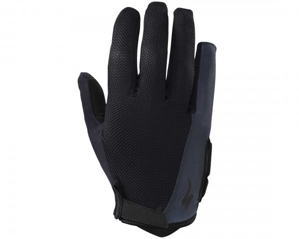 Specialized Womens BG Sport long finger gloves | black-carbon grey
