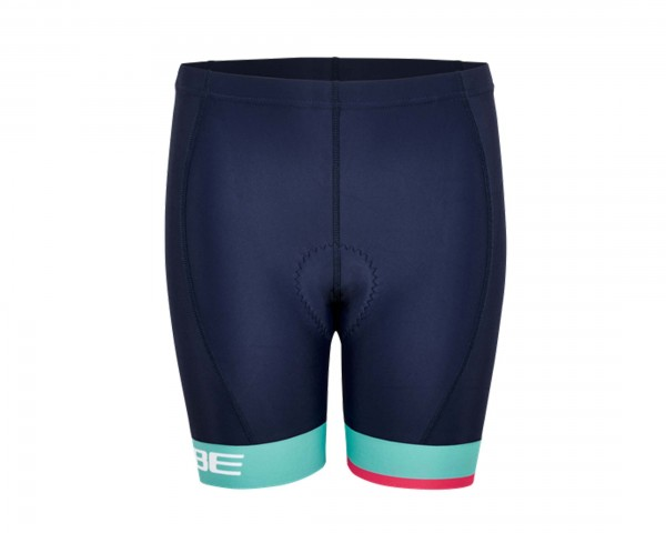 Cube Junior Cycle Shorts | blue n mint