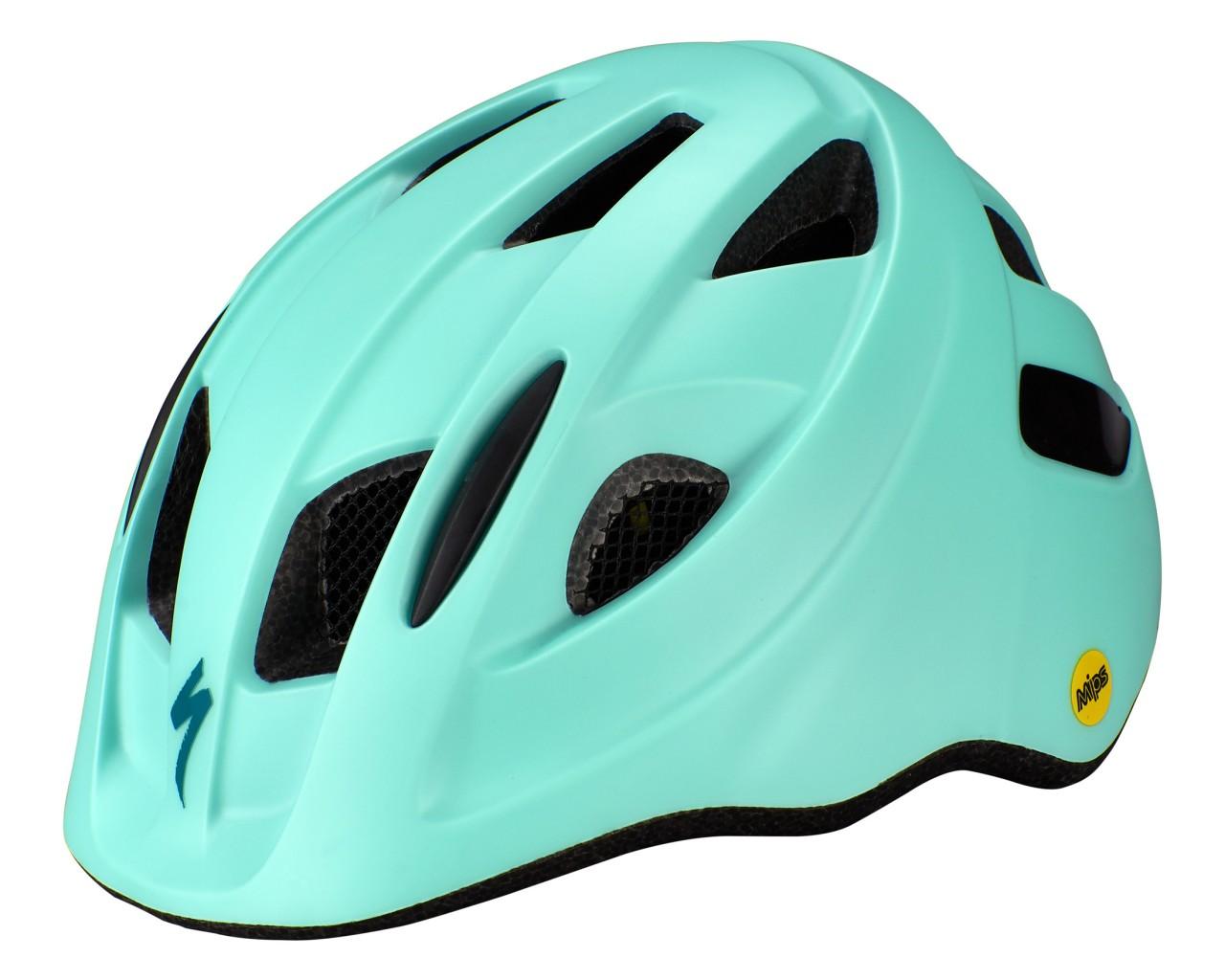 Specialized Mio MIPS Kinder Fahrrad Helm | mint