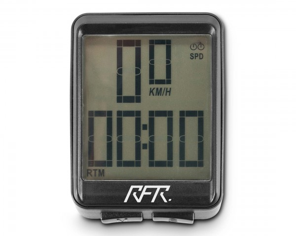 Cube RFR Cycle Computer wireless CMPT   black