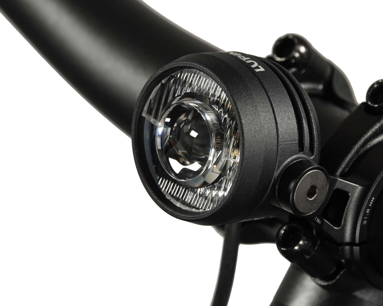 Lupine SL F Nano E-Bike Scheinwerfer StVZO mit 31.8 mm Lenkerhalter