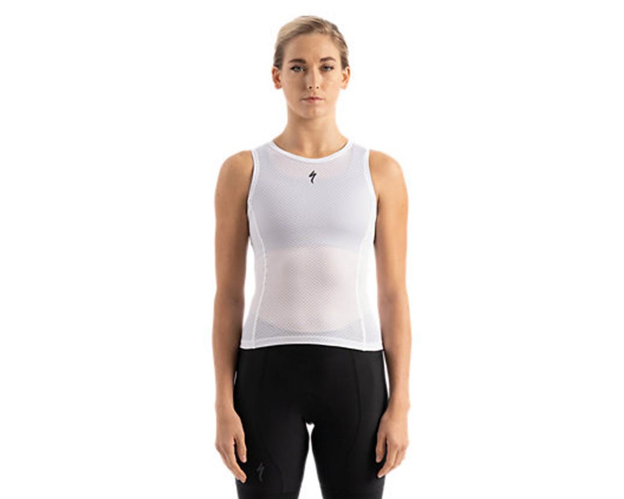 Specialized SL Baselayer Womens Sleeveless | white