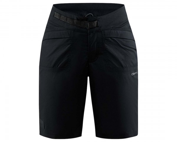Craft Core Offroad XT Women Shorts with Pad | black