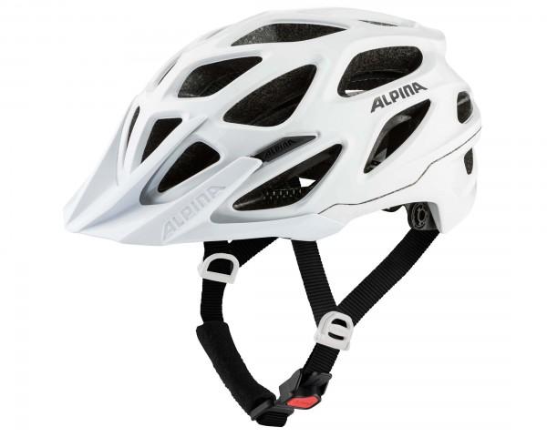 Alpina Mythos 3.0 MTB Bike Helmet | white gloss