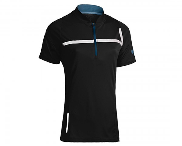 Cube Motion WLS Womans Jersey short sleeve   black