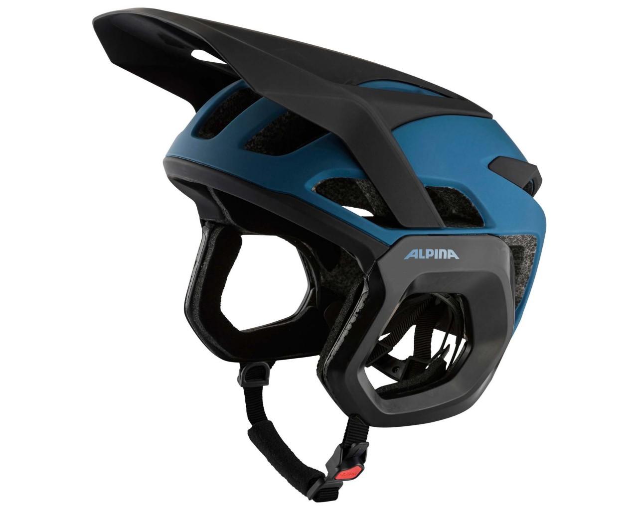 Alpina Rootage EVO - MTB Fahrradhelm | navy matt