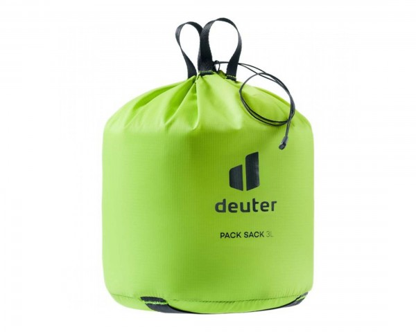 Deuter Pack Sack 3 | citrus