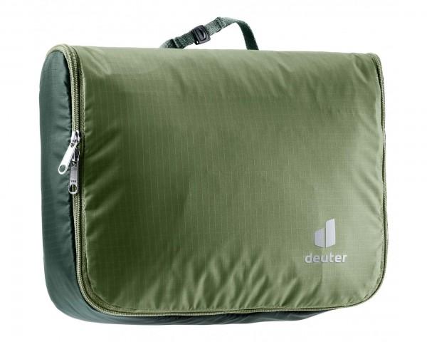 Deuter Wash Center Lite II - 3 litres wash pack | khaki-ivy