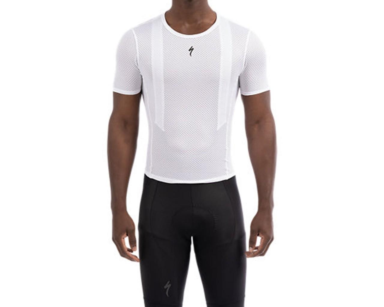 Specialized SL Baselayer Short Sleeve   white