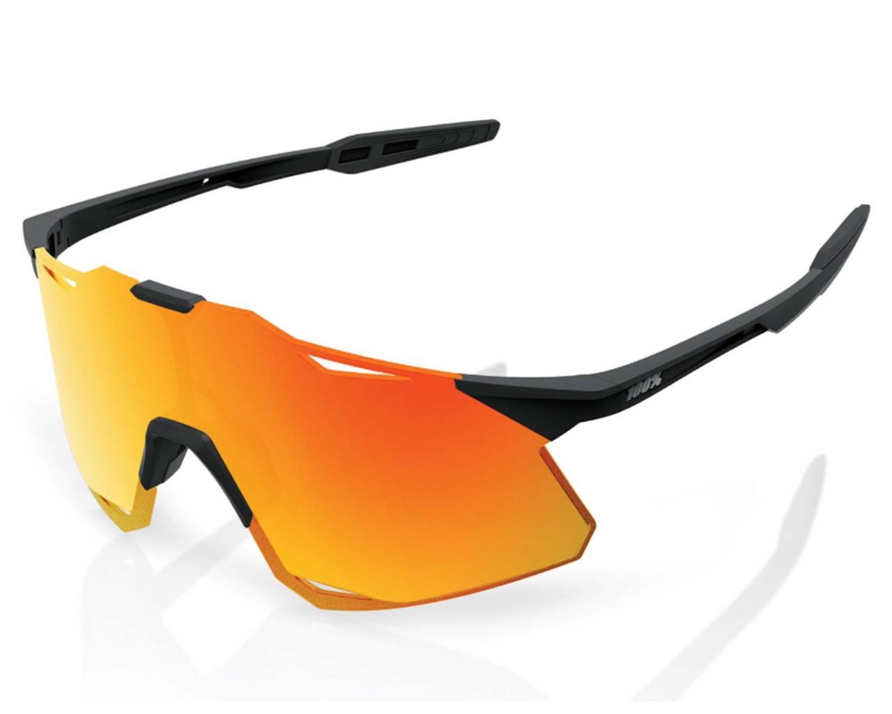 100% Hypercraft - Hiper Lens Sports sunglasses | matte black