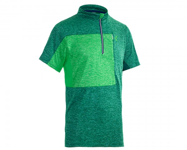 Cube Tour Jersey Free short sleeve   green
