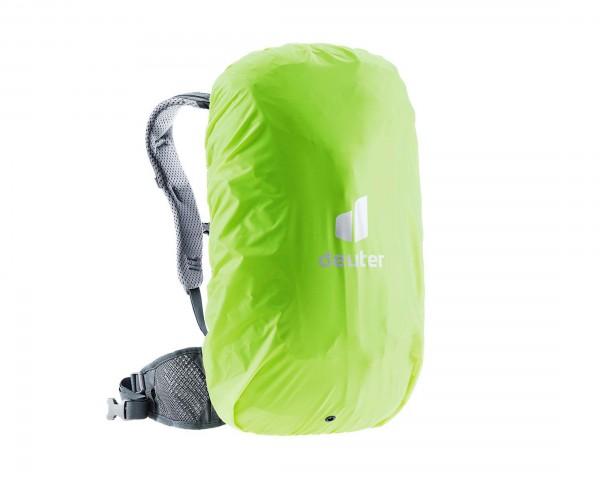 Deuter waterproof Rain Cover Mini - 12-22 litres | neon