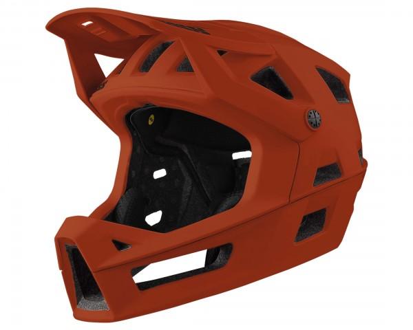 iXS Trigger FF MIPS - Enduro Helm   burnt orange