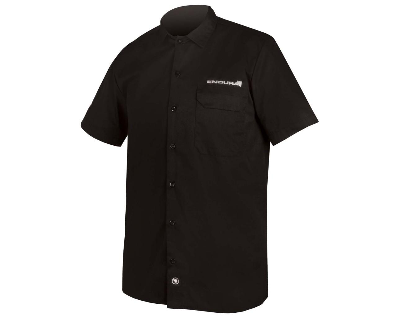 Endura mechanic shirt | black