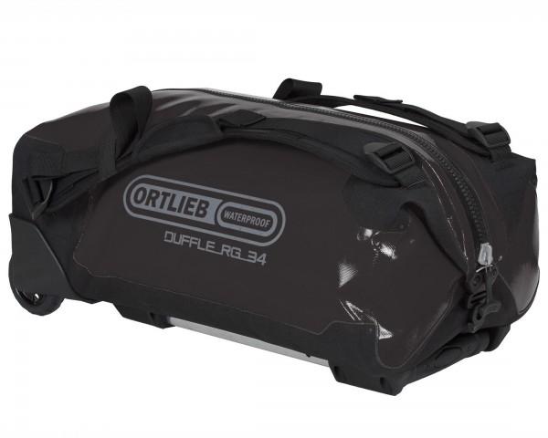 Ortlieb Duffle RG 34 liter waterproof travel bag   black