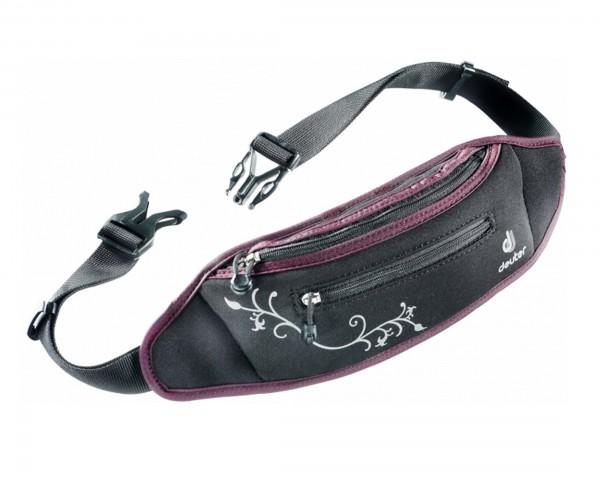 Deuter Neo Belt I Waist bag | black-aubergine