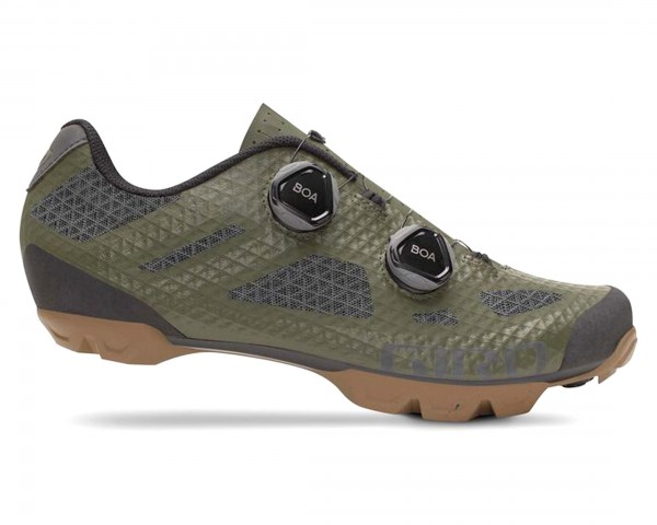 Giro Sector - Dirt Schuhe   olive-gum
