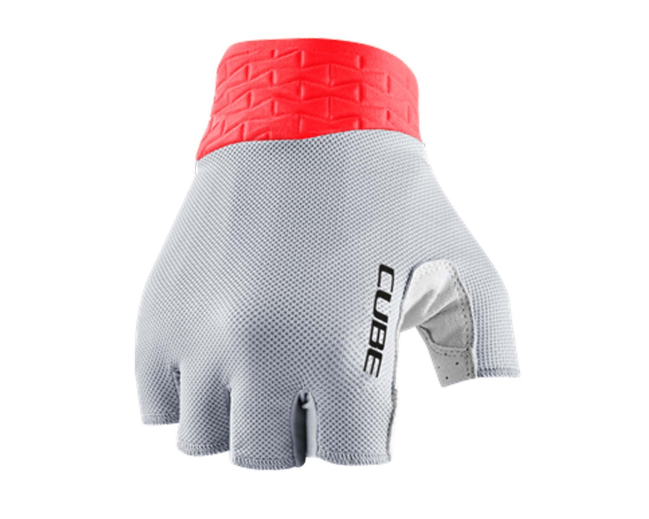 Cube Handschuhe Performance kurzfinger | grey n red