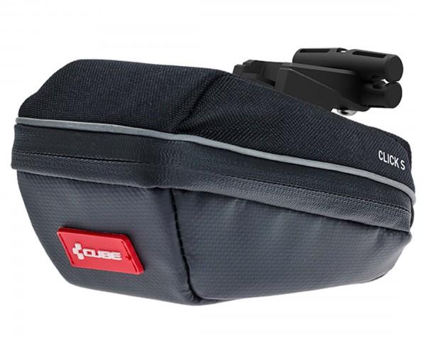 Cube Saddle Bag CLICK S   black