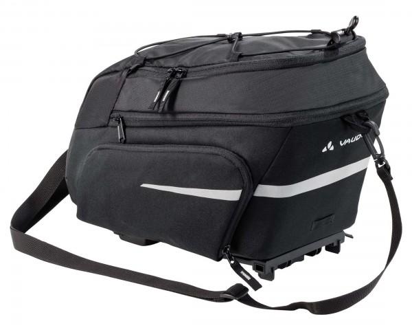 Vaude Silkroad Plus (i-Rack) 9+7 litres Rack bag | black