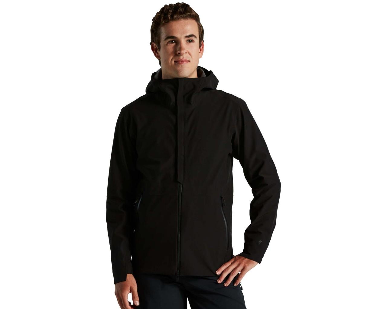 Specialized Trail-Series Rain Jacket   black