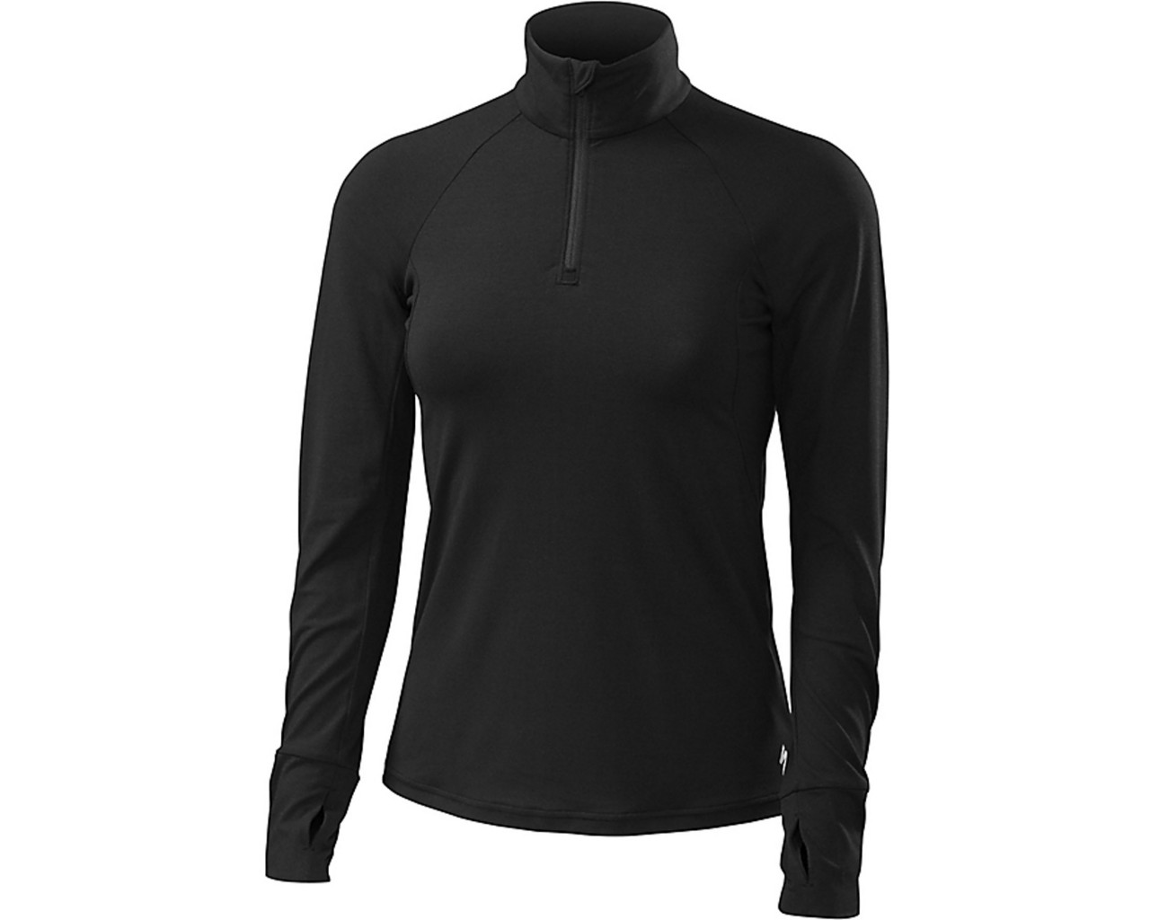 Specialized Shasta Womens Top long sleeve | black heather