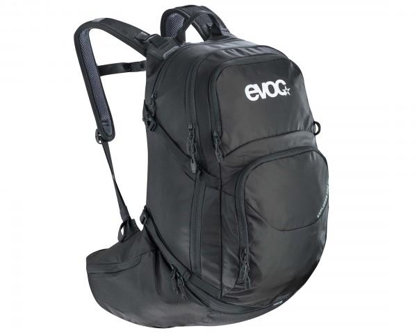 Evoc Explorer Pro 26 Liter Fahrradrucksack | black