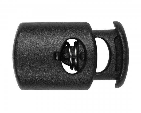 Cube Cord Lock & Stopper for FRS 18/20 | black