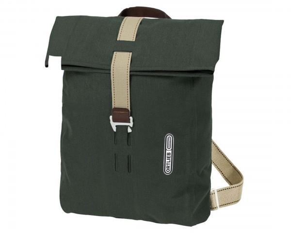 Ortlieb Urban Daypack Urban Line 15 litre waterproof backpack PVC-free   pine