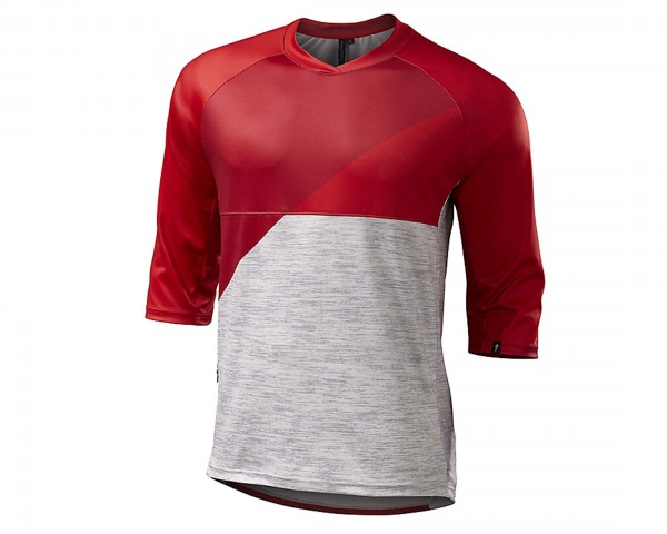 Specialized Enduro Comp 3/4 Jersey | red