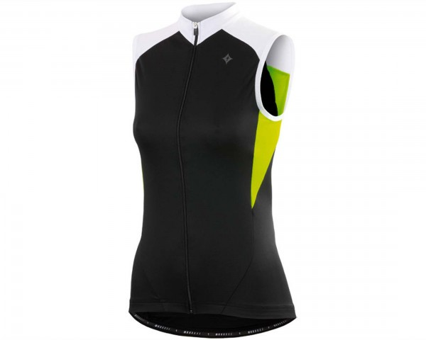 Specialized RBX Sport Jersey Sleeveless Women | black-hyper green