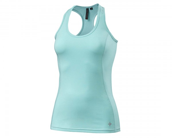 Specialized Shasta Tank Top Womens | light turquoise heather