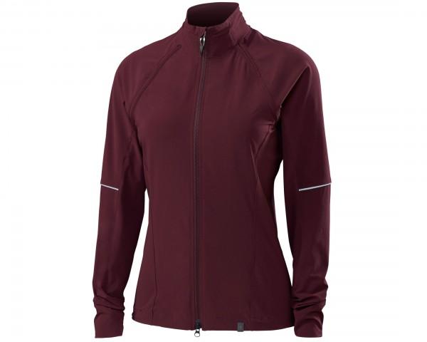Specialized Deflect Hybrid Damen Jacke   black ruby