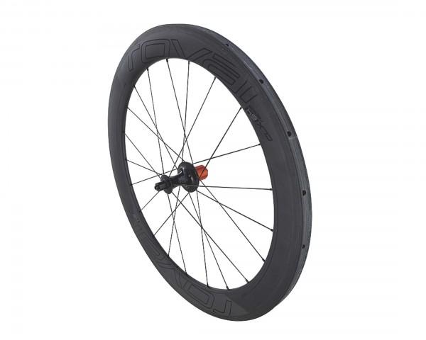 Specialized Roval CLX 64 Tubular - Carbon Hinterrad 28 Zoll | satin carbon-gloss black