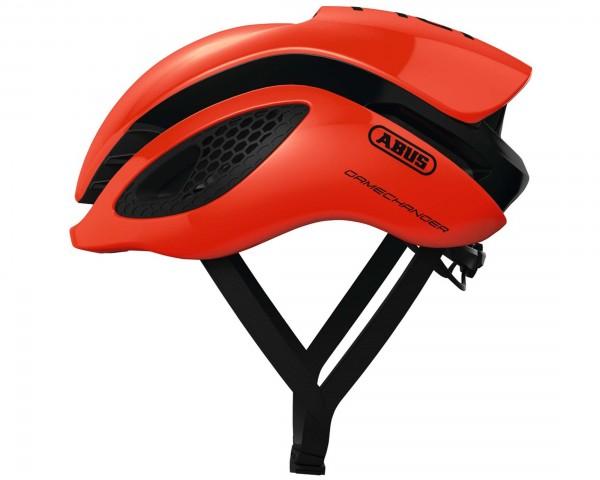 Abus GameChanger Rennrad Fahrradhelm | shrimp orange