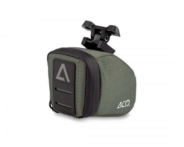 Cube ACID Saddle Bag Click S | olive