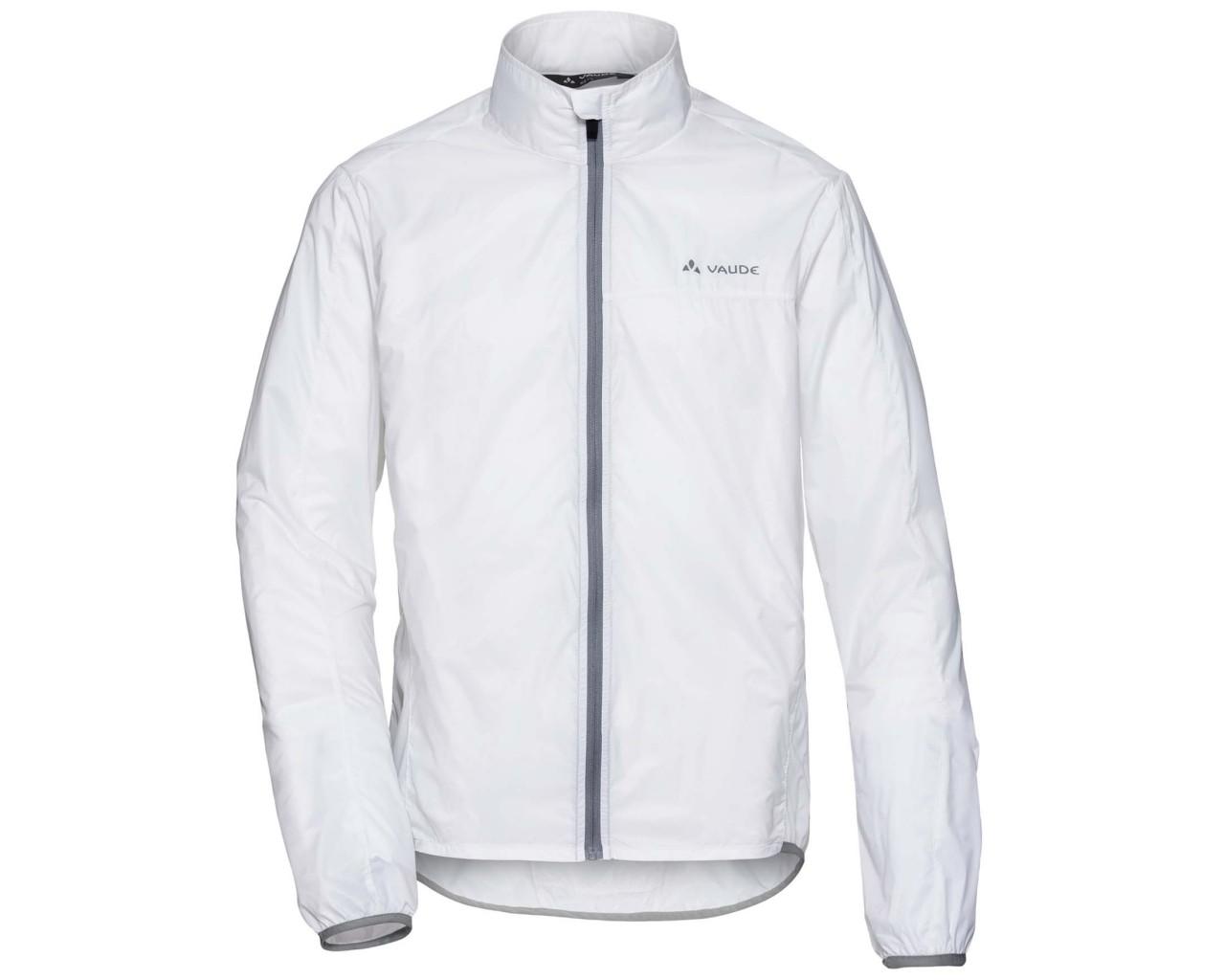 Vaude Herren Air Jacket III Leichte Windjacke | white
