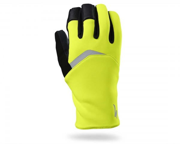 Specialized Element 1.5 Winter Gloves | neon yellow