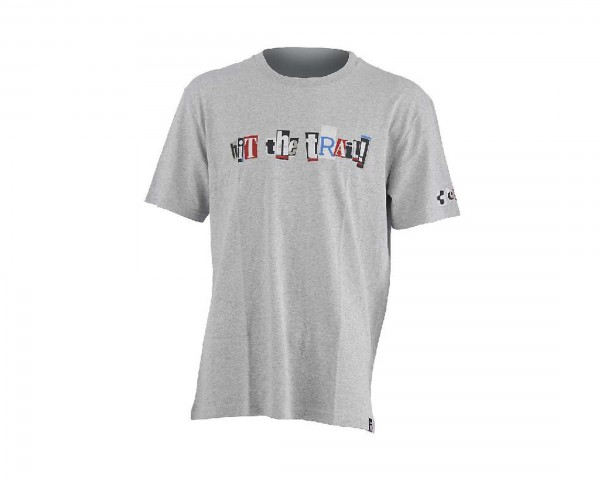 Cube Trail T-Shirt | grey