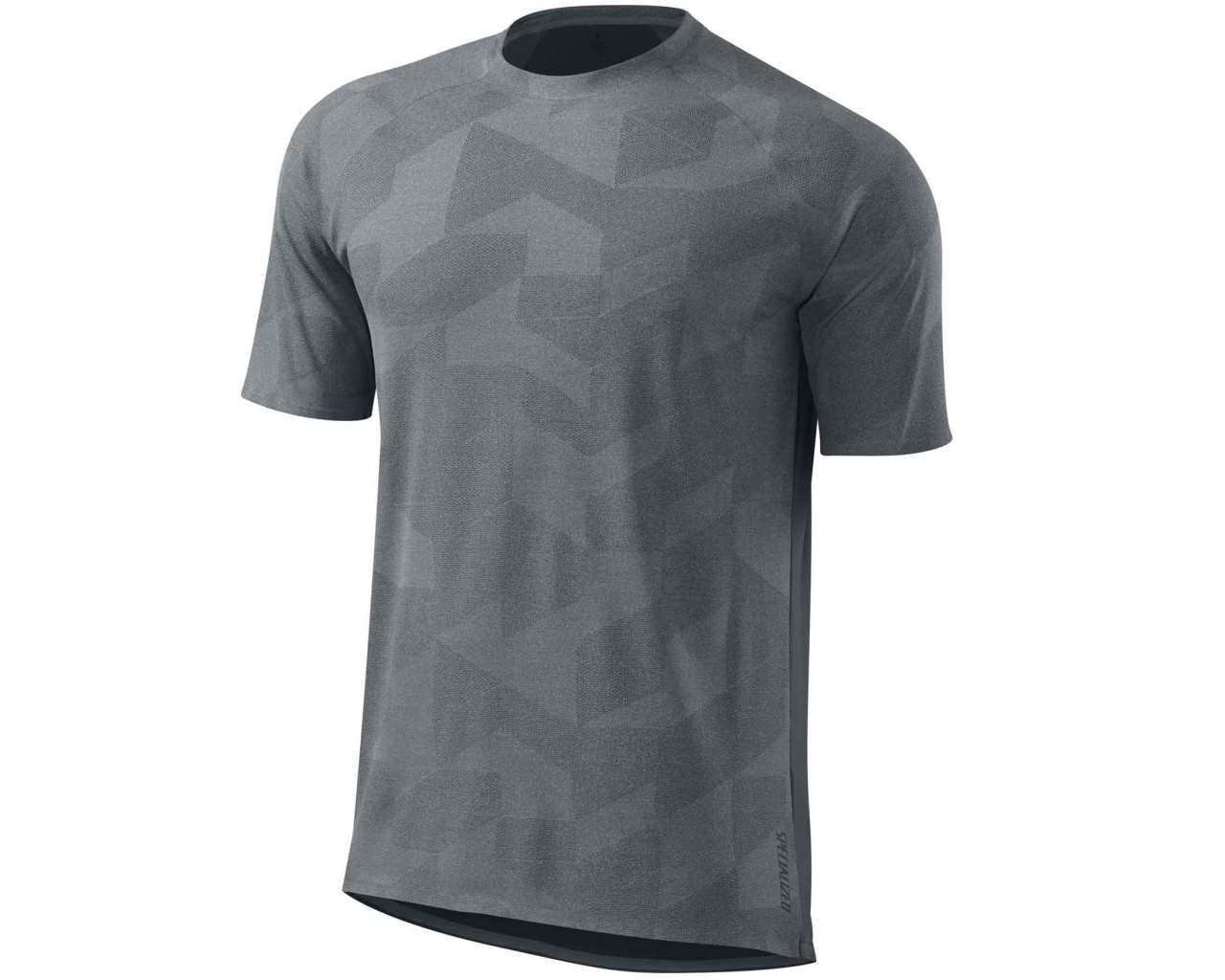 Specialized Atlas Pro short sleeve jersey   carbon