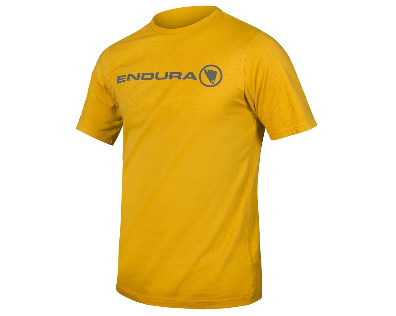 Endura One Clan Light T-Shirt | mustard