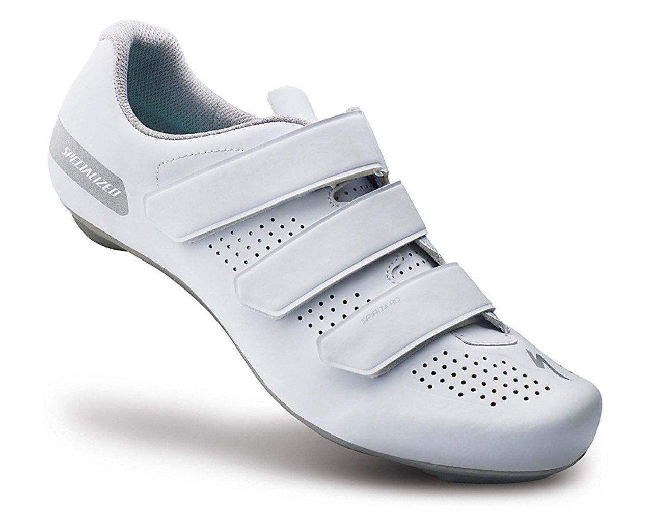 Specialized Womens Spirita Road Road Bike Shoes   white