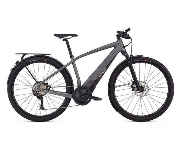 Specialized Turbo Vado 6.0 NB - Pedelec 2019 | gloss charcoal-black-chrome