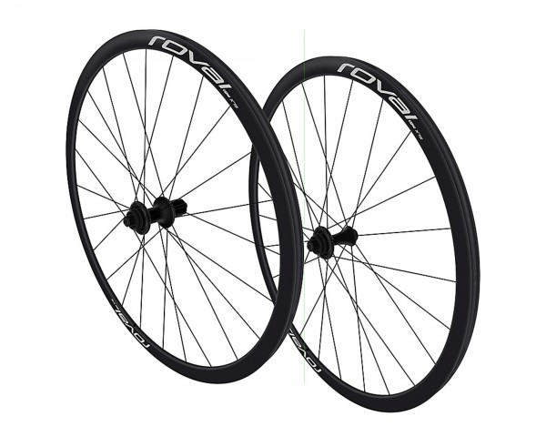 Specialized Roval SLX 24 Disc - Wheel Set 28 Inch | black-charcoal