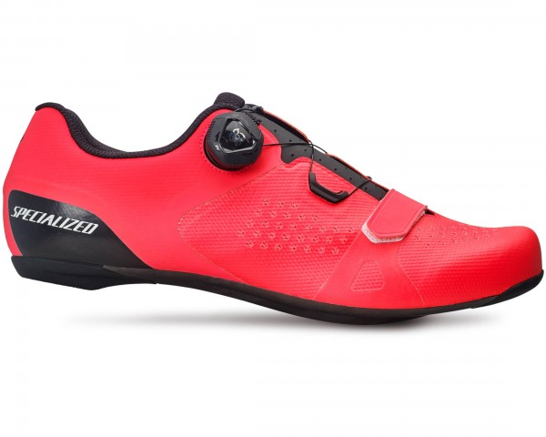 Specialized Torch 2.0 Womens Road Bike Shoes | electric pink