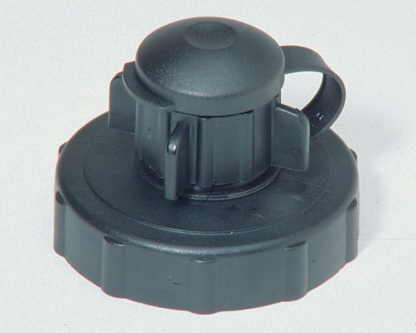 Ortlieb valve complete from model 1999 | black