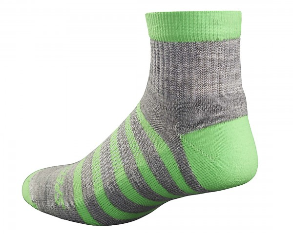 Specialized Mountain Mid Sock | light grey-monster green