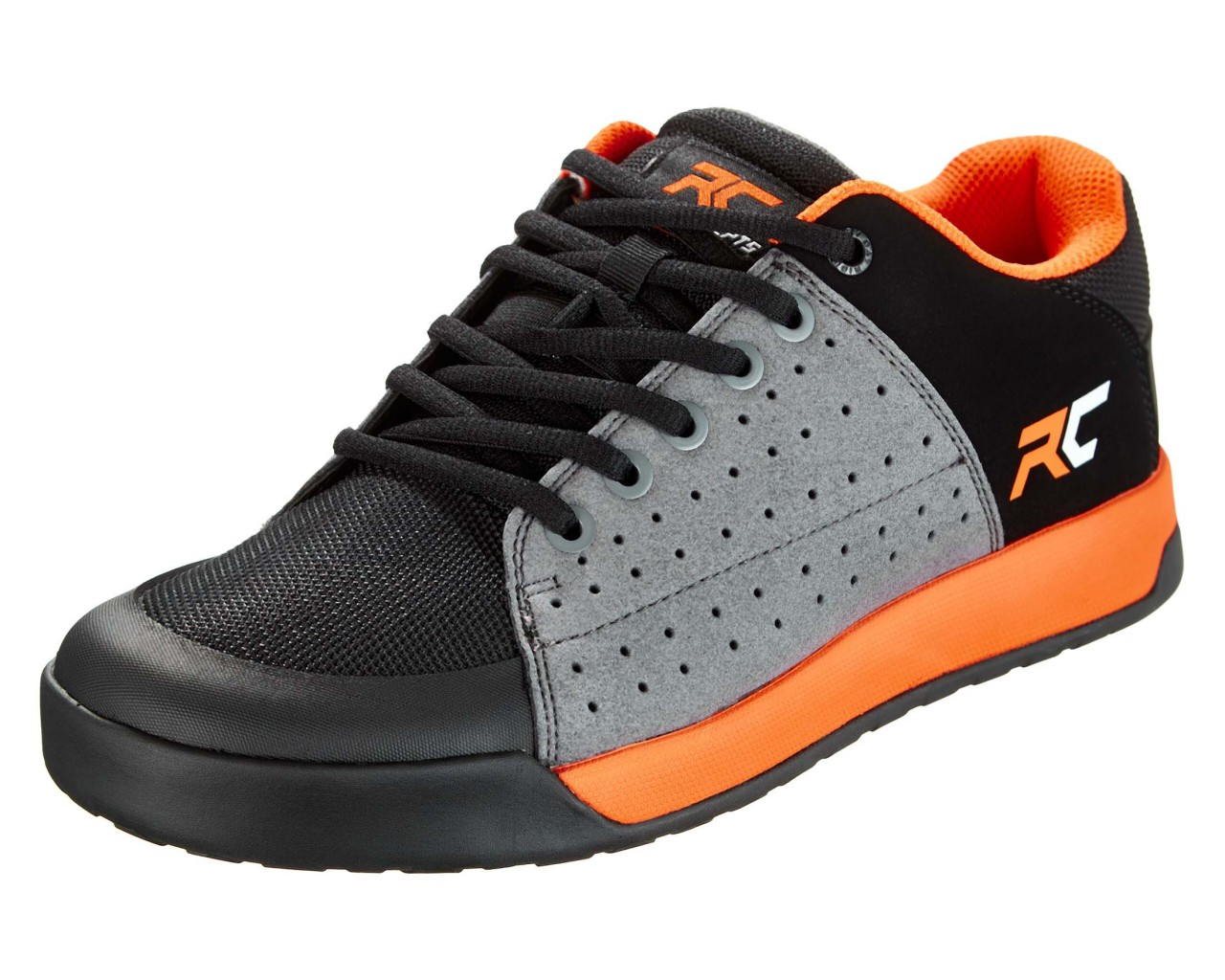 Ride Concepts Livewire MTB-Shoes | charcoal-orange